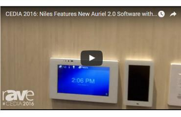 Niles Auriel - Best New CI Software Solution
